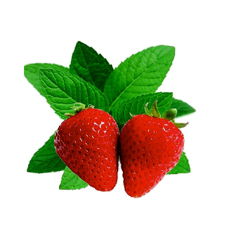 Mint Strawberry (Menta y Fresa)