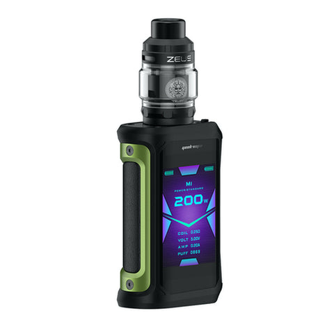 Geekvape Aegis X 200W + Zeus Sub Ohm Kit 2ml