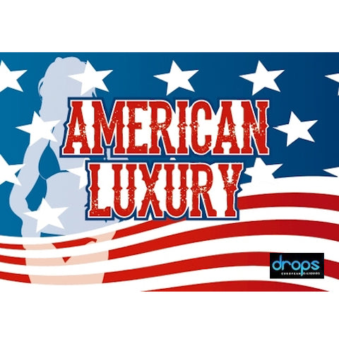 American Luxury (Nicotine Salts) (Drops)