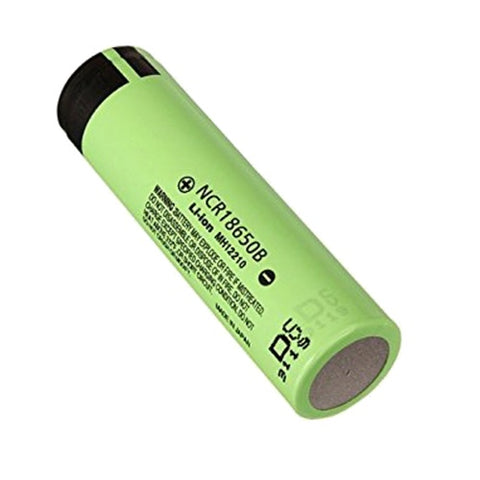 Panasonic 18650 3400mAh (Battery)