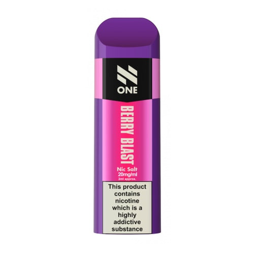 Berry Blast N-One 350mAh Kit desechable