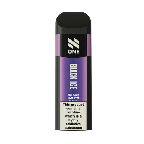 Black Ice N-One 350mAh Kit desechable