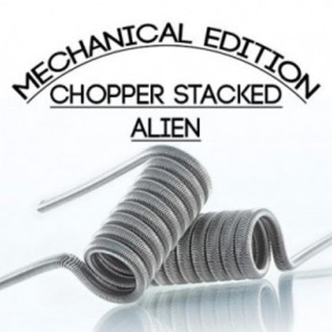 Resistencia Charro Chopper Stacked Alien (pack de 2uni)