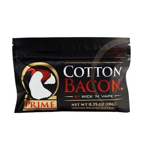 Cotton Bacon Prime (Wick 'N' Vape)