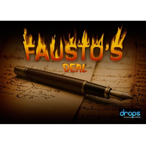 Fausto's Deal (Nicotine Salts) (Drops)