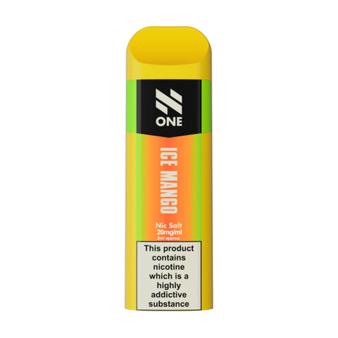 Ice Mango N-One 350mAh Kit desechable