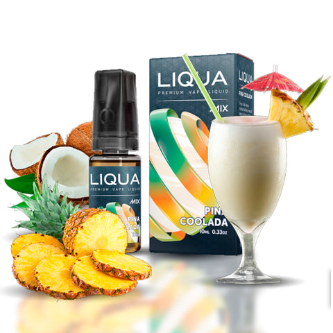 Mix Pina Coolada (Liqua)