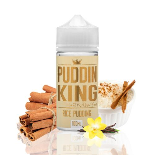 Puddin King 100ml (Kings Crest)