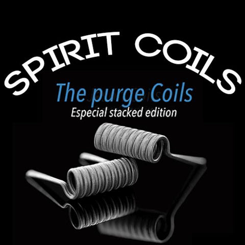 Spirit The Purge Coil (2pcs)