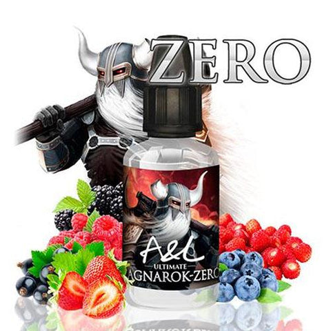 Ultimate Sweet Edition Ragnarok Zero 30ml (Aroma) (A&L)