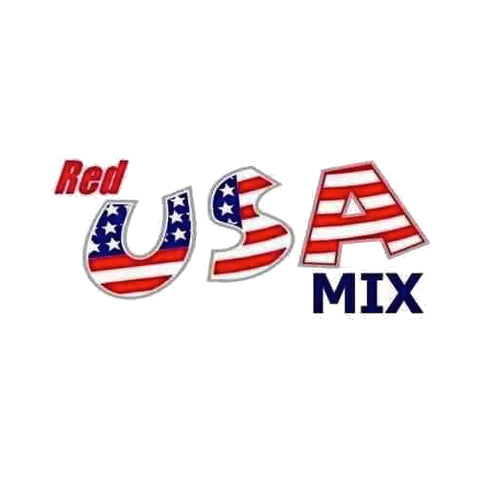 Red USA Mix