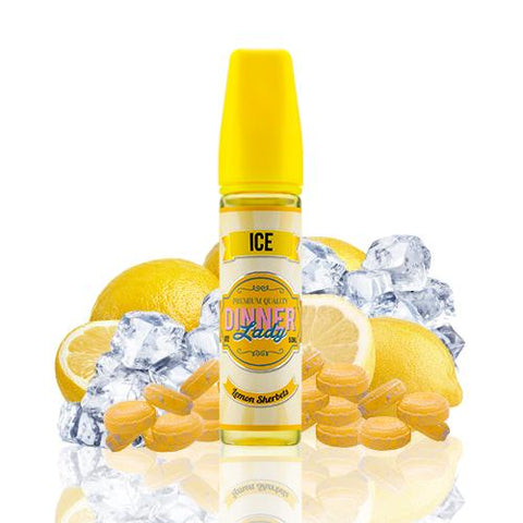 Lemon Sherbets 50ml (Dinner Lady)