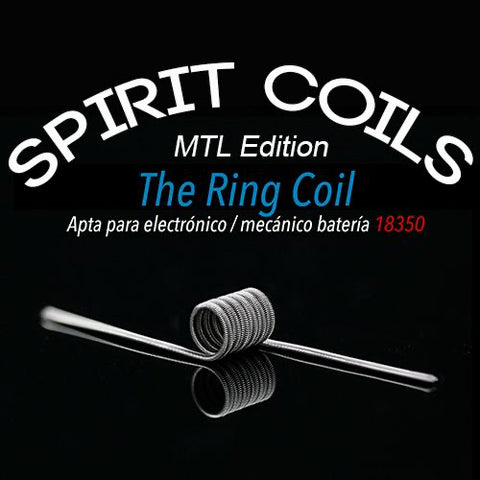 Spirit The Ring Coil (1pc)