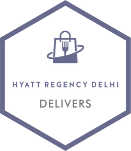 Hyatt Regency Delhi Delivers