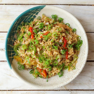 Chef Special Japanese Vegetable Fried Rice (4627277348964)