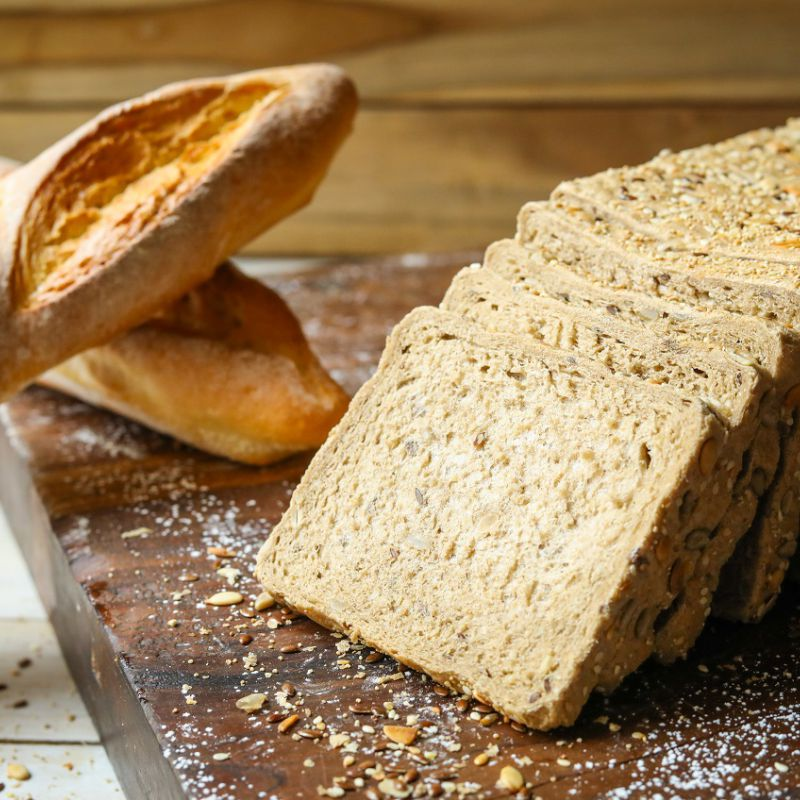 Multigrain Sandwich Bread (4627277512804)