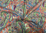 Multi Colour Paisley