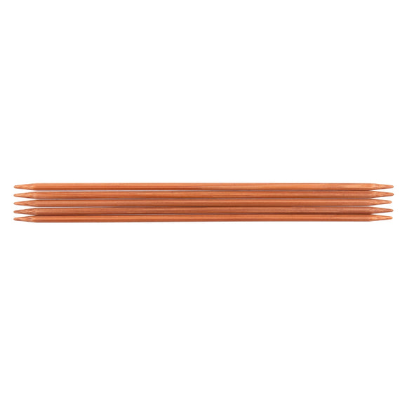 Milward Bamboo Double Pointed Knitting Pins - Set of 5
