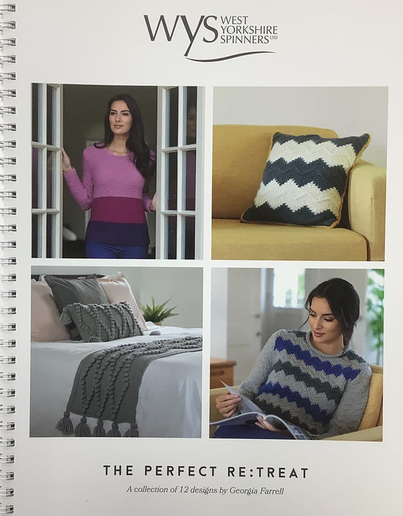 The Perfect RE:TREAT (Knitting Book)