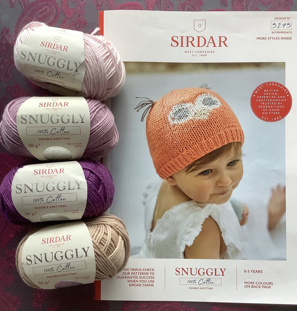 SALE! Hats Knitting Kit was £21.40 now £15