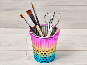 Thimble: Desk Craft Organiser: Rainbow