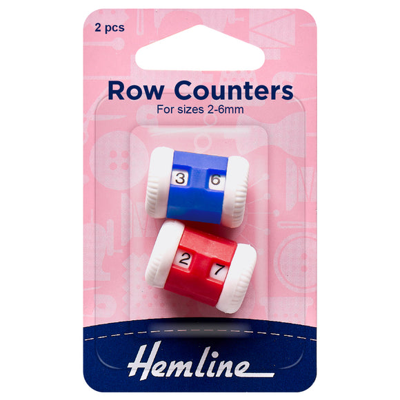 Hemline Row Counter - Set of 2