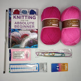 Beginners Knitting Kit