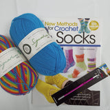 Crochet Socks Kit