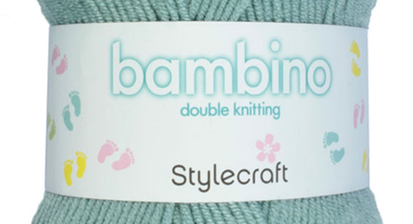 Bambino dk Knitting and Crochet Patterns