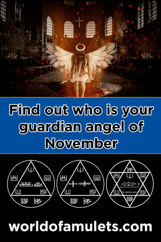 Guardian angel november