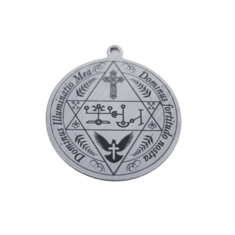 Guardian Angel Amulet Leuviah pendant for Creativity and Leadership | Best Amulets | Cool Amulets | Amulet