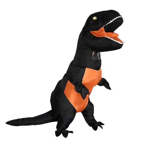 costume t rex gonflable