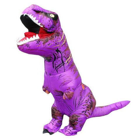 dinosaure gonflable costume