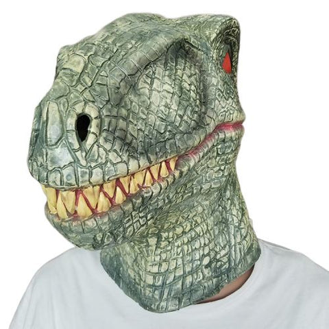 Masque Dinosaure Latex