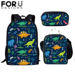 Sac Dinosaure <br> Polyester Width: 13cm Item Weight: 400g Item Length: 28cm Item Height: 44cm Size: 44x28x13cm Package Weight: 0.5kg (1.10lb.)