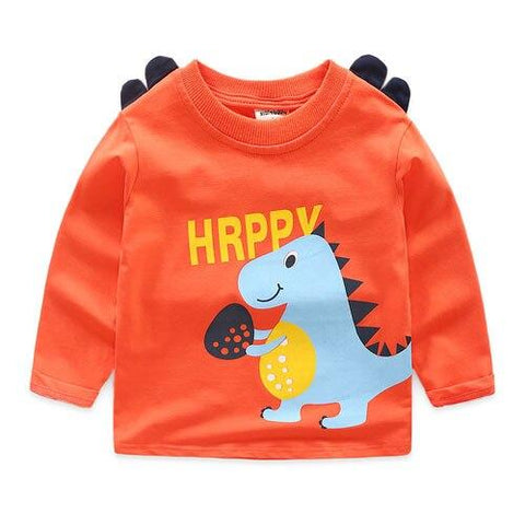 Sweat Dinosaure <br> Fille