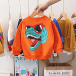 Sweat Dinosaure <br>