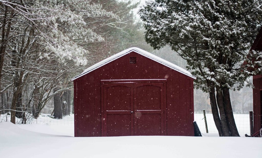 Cold Weather Garage Door Hacks