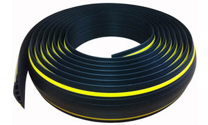 "1"" High Garage Door Seal Trade Coil (Ramp Design)"
