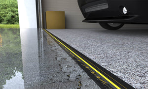"¾"" High Garage Door Threshold Seal"