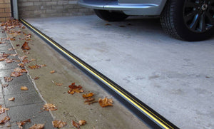 "¾"" High Garage Door Seal Trade Coil"