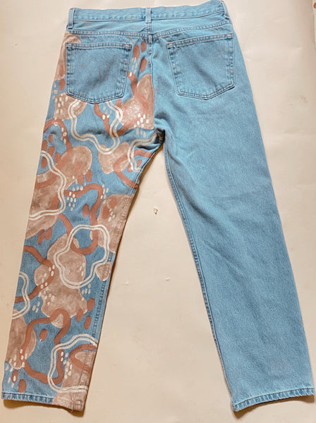 005 - RENEWED VINTAGE - JEANS