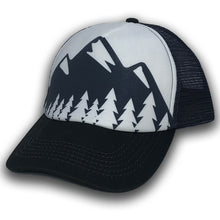 Load image into Gallery viewer, Mountain Foam Trucker Hat