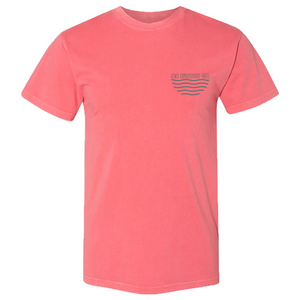 Wave Guava T-Shirt