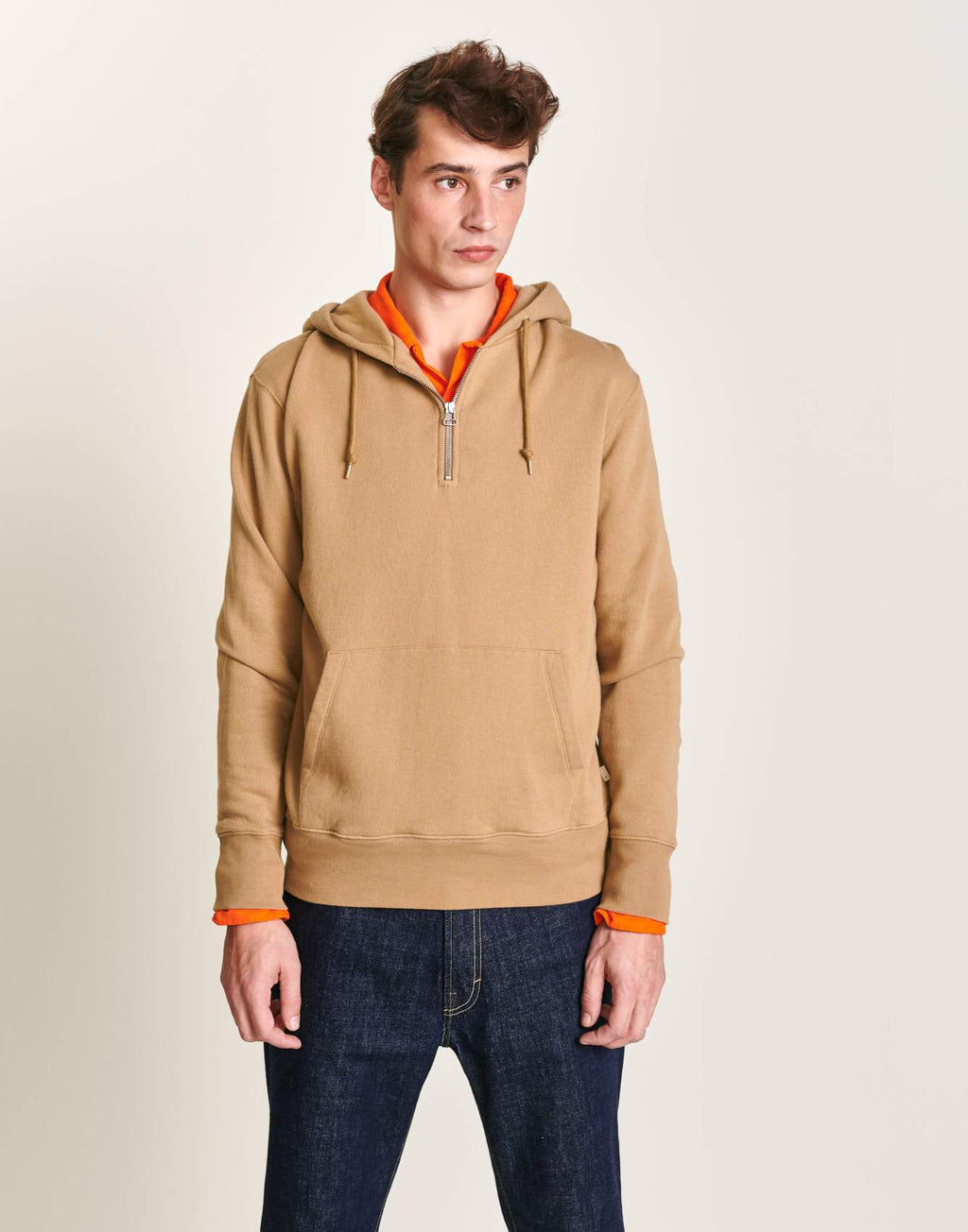 Bellerose Badux sweatshirt clay