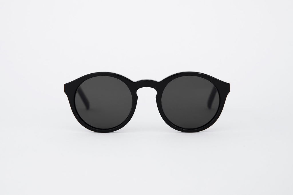 Monokel Barstow Black Sunglasses