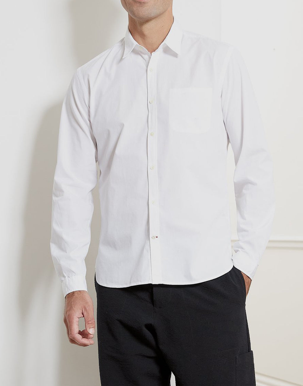 Oliver Spencer New York Special Shirt Abbott White
