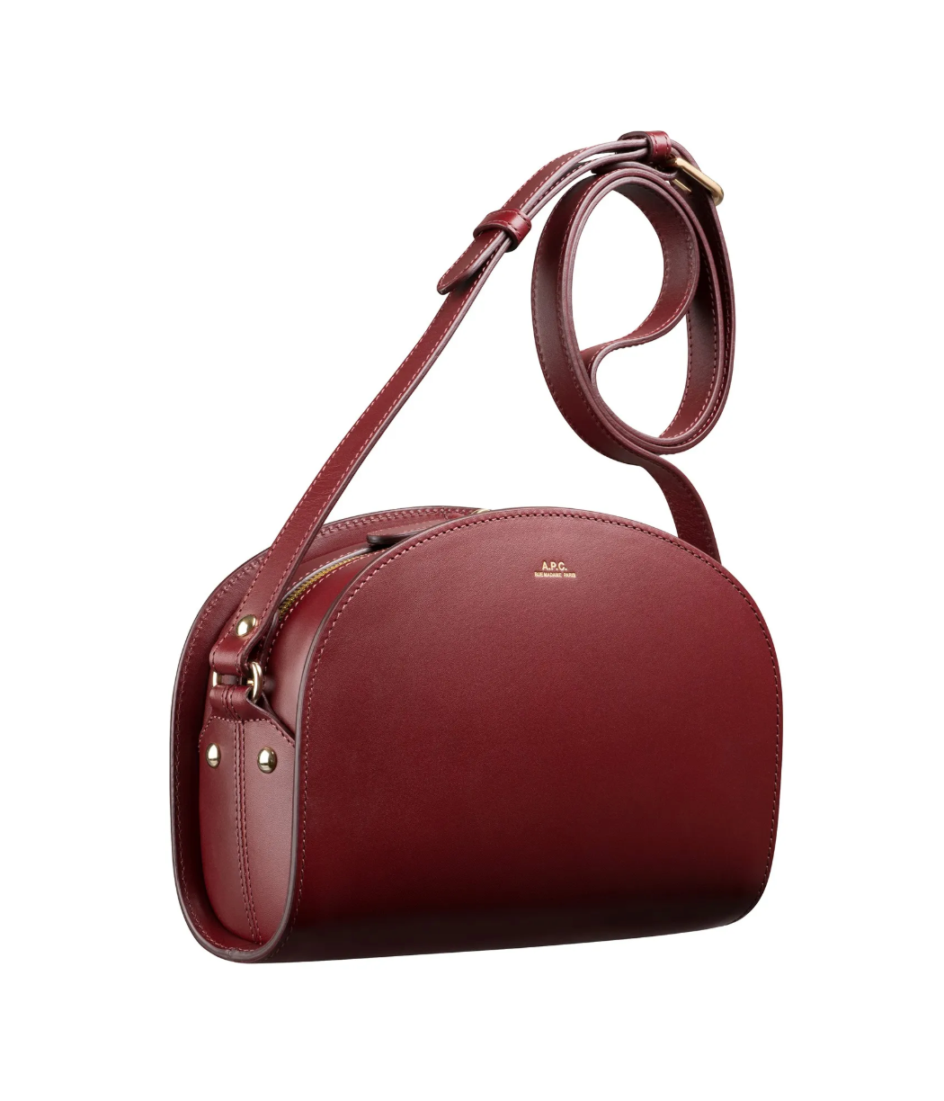 APC Demi-lune bag wine