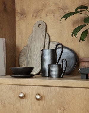 Ferm Living Flow Mug Black