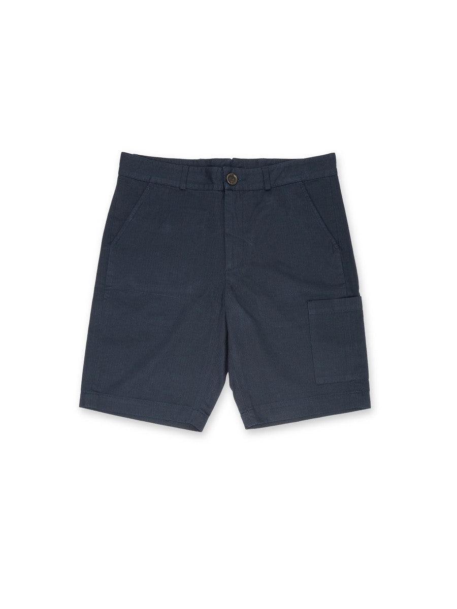 Oliver Spencer Judo Short Eden navy